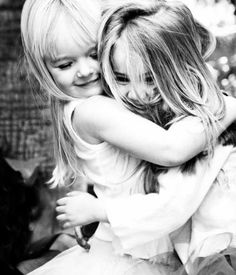 Nothing better in the whole wide world....your best friend!!!