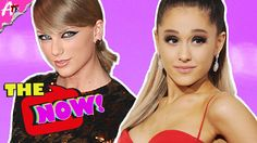 Ariana Grande wants to join the Swift Squad?