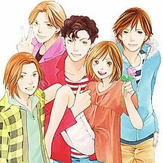 Boys Over Flowers (Hana Yori Dango) (manga)