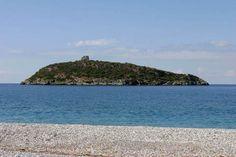 Isola di Cirella - Cirella (CS) - Città Aristèa - Turismo e ormeggi - NAUTICA REPORT