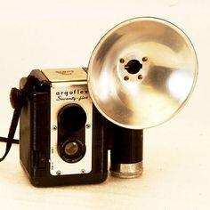 Vintage Argus Argoflex SeventyFive TLR Camera with by BrassLens, $20.00