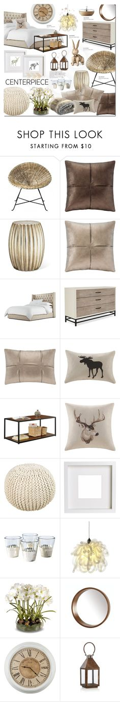 Mood Maker by justlovedesign on Polyvore featuring interior, interiors, interior design, home, home decor, interior decorating, Bloomingville, Surya, Altra and Madison Park