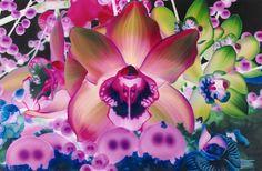 Marc Quinn - Orchids