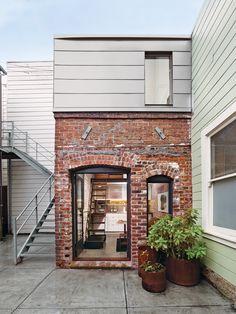 PROJECT : Brick House, San Francisco ARCHITECT : Christi Azevedo