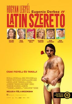 In this riches to rags comedy, an aging gigolo (Eugenio Derbez) is kicked to the curb by his millionaire wife, forcing him to move in with his estranged sister (Salma Hayek) and her young son. Anxious to return to the lap of luxury, he Hd Streaming, Streaming Movies, Hd Movies, Movie Tv, 2017 Movies, Comedy Movies, Kristen Bell, Salma Hayek, Robert Downey Jr