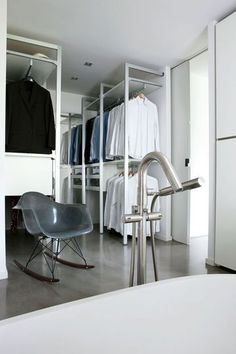 A well thought dressing storage