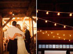 My kind of wedding dinner. #lightbulb