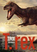 In 2013 werd haar skelet gevonden op de prairie van Montana (VS). Naturalis stuurde een expeditie om deze zeer complete Tyrannosaurus rex op te graven en heeft nu, als enig museum buiten Noord-Amerika, een eigen T. rex in huis. Zij kreeg de naam Trix.  Daan Remmerts de Vries beschrijft hoe Trix geleefd zou kunnen hebben en vertelt samen met dé dino-deskundige van Nederland, paleontoloog Anne Schulp, over de ontdekking, over de opgraving en over het prepareren en onderzoeken van de botten.