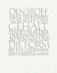 The Berlin Calligraphy Collection: Friedrich Poppl Calligraphy Letters Alphabet, Calligraphy Words, Calligraphy Envelope, Typography Letters, Text Design, Book Design, Hand Lettering Tutorial, Letter I, True Words