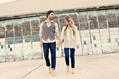 An Austin Engagement by Katherine O'Brien Photography