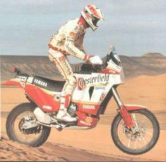 Bildergalerie Byrd der Rallye-Tenere-Seite