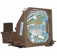 ELPLP11 / V13H010L11  Replacement Projector Lamp with Housing  for  EPSON EMP-8100 / EMP-8150 / EMP-8200 / EMP-9100 #Affiliate