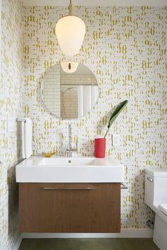 88 best wallpaper images bathroom wallpaper inspiration bohemian rh pinterest com