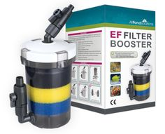 EF External Filter Booster Supplimentary Canister 1.2L