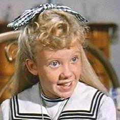 """Haley Mills in """"Pollyanna"""", 1960.  My favorite Haley Mills movie besides """"Parent Trap""""!"""