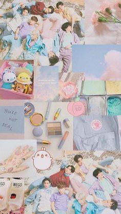 Youngjae, Yugyeom, Got7 Aesthetic, Bts Aesthetic Pictures, Aesthetic Collage, Jinyoung, Aesthetic Pastel Wallpaper, Aesthetic Wallpapers, Kpop Tumblr