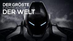 NOX the Robot – Website 2012