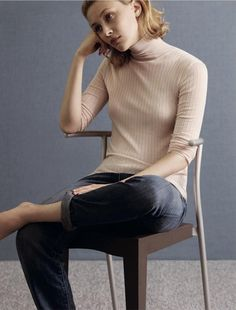 charlottehannahcasey:  Stacy Martin Sarah Gadon for Another Magazine FW14/15