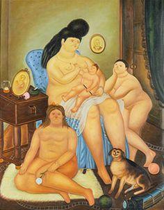 Reproduction Botero