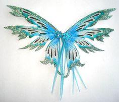 OOAK+Fairy+Pixie+Fantasy+Art+Doll+Wings+With+by+IndigoMoonWings,+$14.00