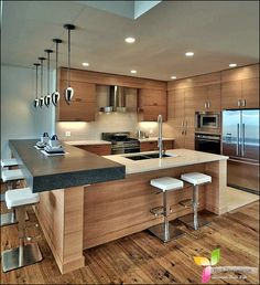 Get The Best Looks For Kitchen With Interior Kitchen Designers  Well Decoration