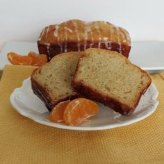 Vanilla Bean Orange Loaf Bread by JenatPBandP