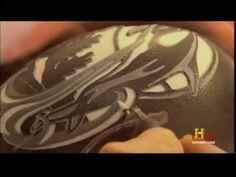 Incredible Eggshell Carving - YouTube; http://www.youtube.com/watch?v=z1YSXOr6Kp0