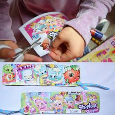 Here is the Shopkins Bookmark that my 4 years old made. @shopkinsworld #Shopkins #bookmark #art #craft #creative #kids #activity #making #fun #learn #lesson #cute #cut #glue #decorating #design #idea #imagination