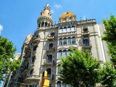 Publicamos la Casa Rocamora en Barcelona. #historia #turismo http://www.rutasconhistoria.es/loc/casa-rocamora