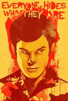camoflage is natures craftiest trick....................................Dexter