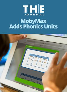 MobyMax, a provider of personalized learning curricula and educational tools that identify and fix learning gaps, has added seven new modules on phonics to its early reading system for grades K–8.