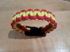 8 Fastpitch Softball Paracord Bracelet by SoutheastTexasCrafts, $4.00