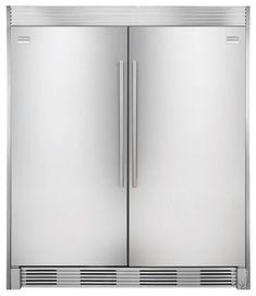 Fridgidaire Professional Series All Refrigerator - $1,543 » - contemporary refrigerators and freezers by AJ Madison