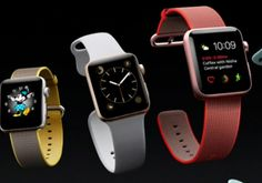 Apple Watch Series 2 arrives September 16 with water-proofing GPS faster SoC brighter display