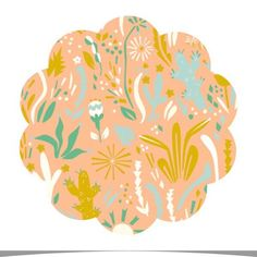 Riley Blake fabric PER METRE metallic geometric... 1m Wonderland Labryinth Gold