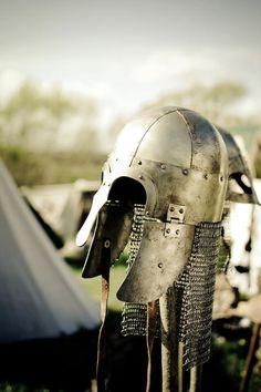 Anglo Saxon helmet