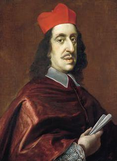 Giusto Sustermans (1667-68) - Ritratto del Cardinale Leopoldo de' Medici. On 12 December 1667 Pope Clement IX named him cardinal of Santi Cosma e Damiano.