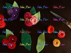 several flowers tuto...