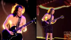 Angus Young's KILLER Guitar Solo Live At River Plate