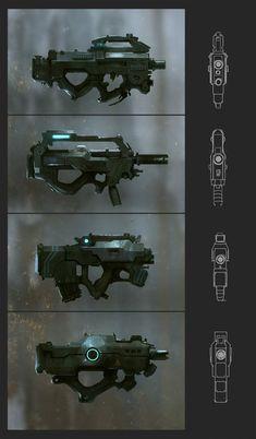 Concept Gun
