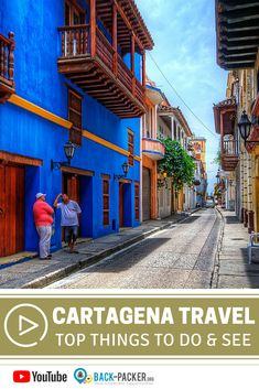 Colonial Architecture & White Beaches - Things to do in Cartagena (Exploring Colombia - Augustin Kinde Visit Colombia, Colombia Travel, Brazil Travel, Argentina Travel, Bolivia Travel, Peru Travel, Backpacking South America, South America Travel, Ecuador
