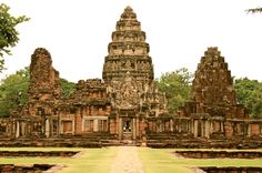 Phimai Historical Park - Nakhon Ratchasima, Thailand