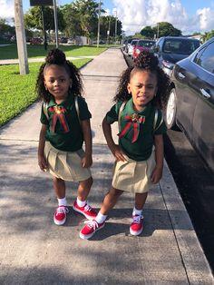 Boy Fashion Style Dress Up Toddler School Uniforms, School Uniform Outfits, Kids Uniforms, Uniform Ideas, Cute Kids Fashion, Cute Outfits For Kids, Toddler Outfits, Girl Fashion, Girl Outfits