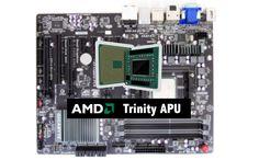 AMD introduces Trinity APU for desktops