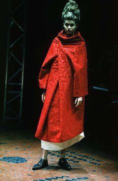 comme des garcons fall/winter 1996