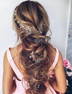 Romantic wedding hair ideas you will love (45)
