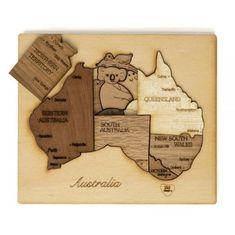 Animals Of Australia Puzzle Double Layer