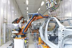 Bosch Rexroth ve Audi 'den Akıllı Sürüş Teknolojisi için iş birliği. Gövde üretiminde Bosch Rexroth'un birleşik kontrolörlerini kullanılacak