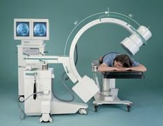 Click the pic now to check out the 2 most common fluoroscopy procedures...