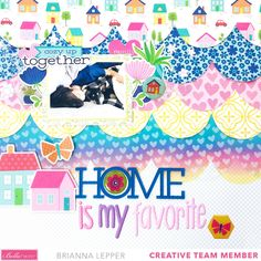 Scrapbook Layout Sketches, Scrapbook Pages, Sweet Home Collection, Cute House, Distress Oxide Ink, Ink Color, Pattern Paper, Mosaic Tiles, Scrapbooks